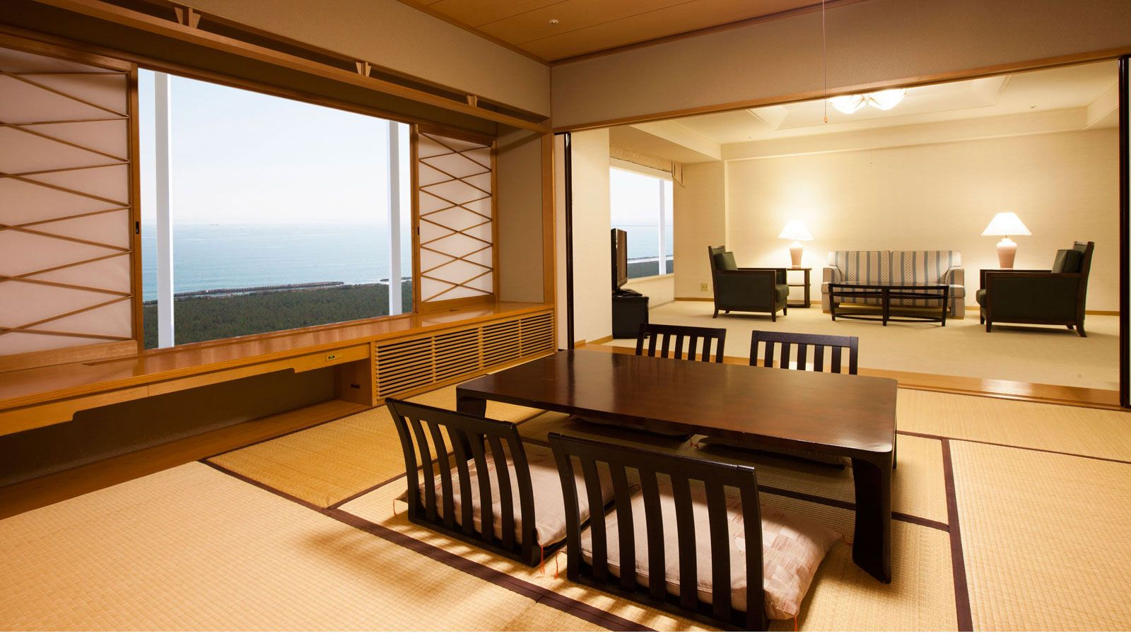 Japanese Style Family Suite